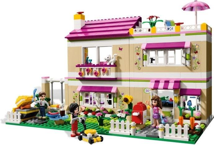 a14cac5faa5 LEGO Friends Olivia maja