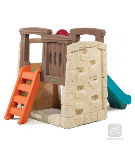 c9dade45b3f Ronimisseina ja liumäega mängukeskus Naturally Playful® Woodland Climber™