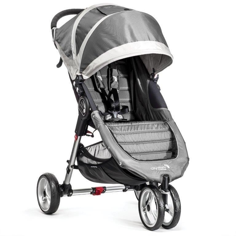 07b50a110d2 Baby Jogger jalutuskäru City Mini Steel Grey