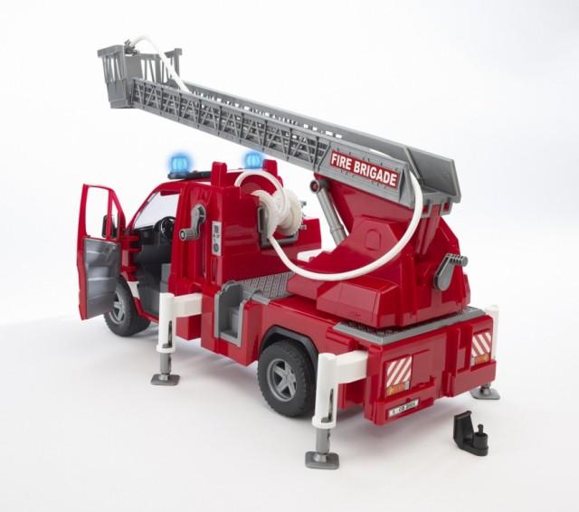 2de18d8c8a5 4kids.ee lastekaubad: Bruder tuletõrjeauto Mercedes Benz Sprinter