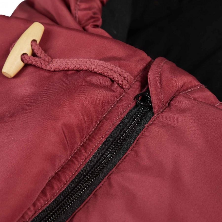 6a54cd9e946 Toode: Voksi soojakott kärusse City Ruby Red