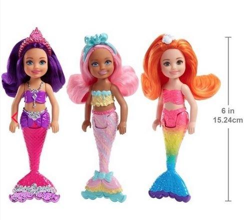 2ebd567d1c8 Barbie nukk Dreamtopia väike Merineitsi VALIK