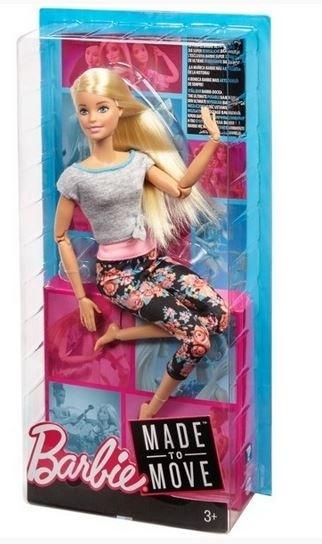 4fba5a5ee3c Barbie nukk jooga UUS