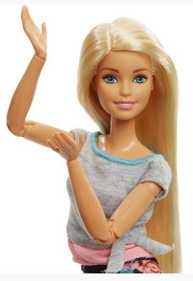 828c9f51922 Toode: Barbie nukk jooga UUS