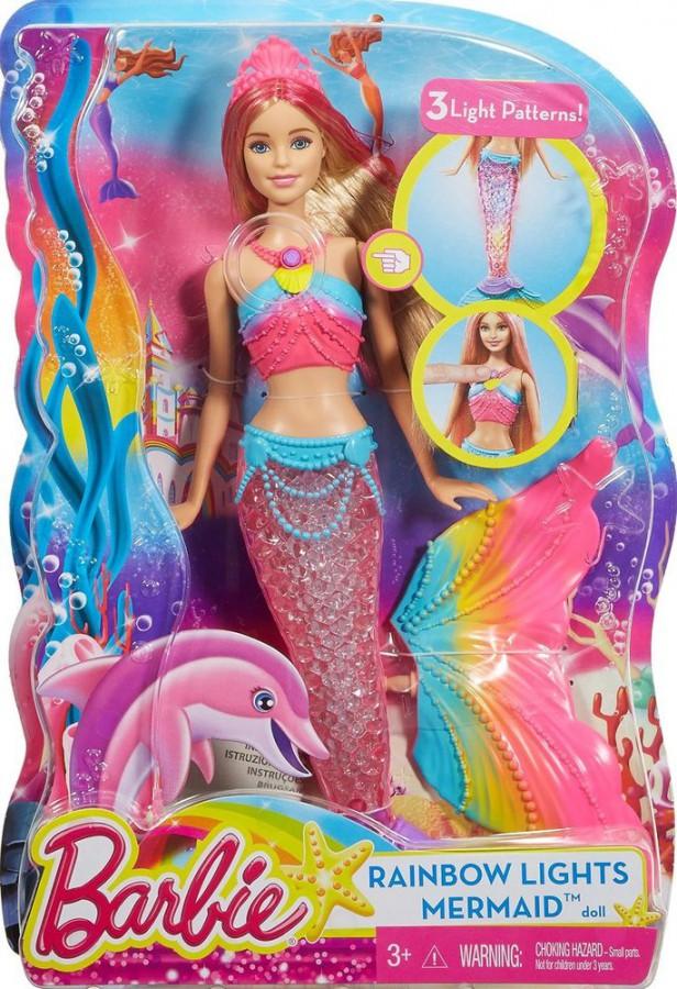 2bc348a3339 Barbie Rainbow helkiv Merineitsi