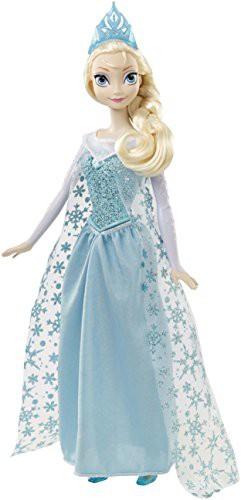 841c400dc8f Frozen laulev nukk Elsa