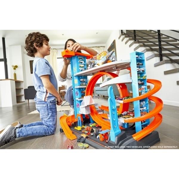 fabd4aa70bd Hot Wheels super garaaz