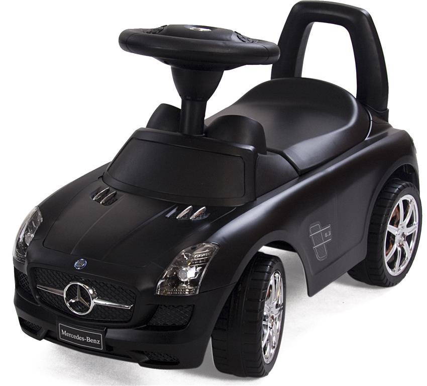 Sun baby pealeistutav auto mercedes benz must for Baby mercedes benz