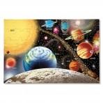 Melissa & Doug põrandamäng Päikesesüsteemi pusle