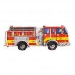 Melissa & Doug põrandapusle Tuletõrjeauto