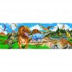Melissa & Doug põrandapusle Dinosauruste maa