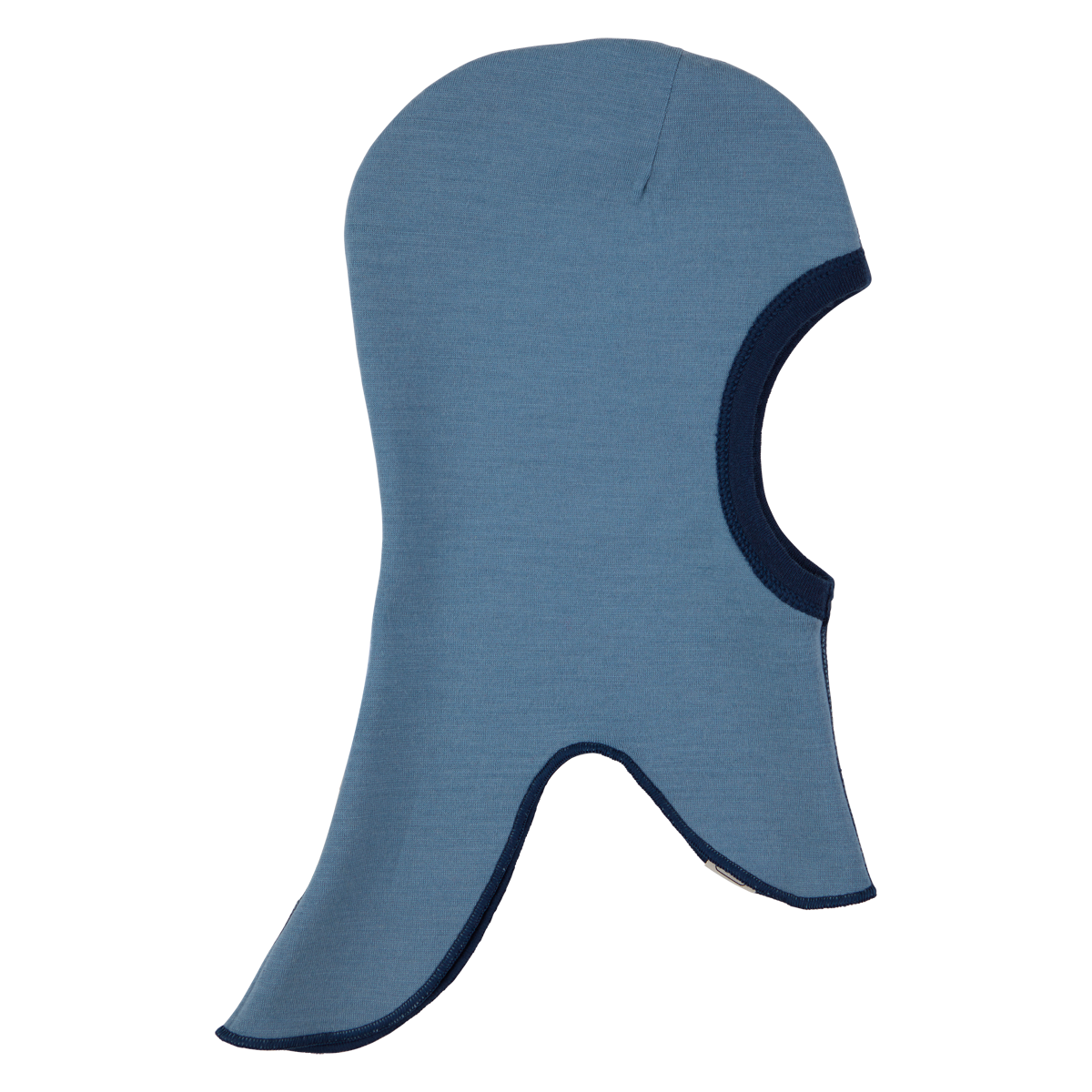 Voksi kahepoolne meriinovillasne  tuukrimüts Blue
