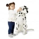 Melissa & Doug suur pehme Dalmaatsia koer
