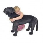 Melissa & Doug suur pehme koer Labrador