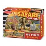 Melissa & Doug põrandapusle Safari