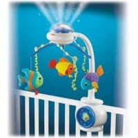 Fisher Price voodikarussell Ocean Wonders