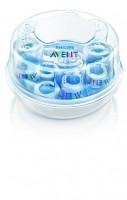 Philips Avent sterilisaator mikrolaineahjus kasutamiseks