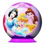 Ravensburger puzzlepall Disney Printsessid 108 tk