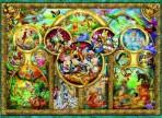 puzzle 500 tk. - Disney
