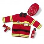 Melissa & Doug Tuletõrjuja kostüüm