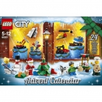 LEGO City advendikalender 2018