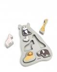 SmallStuff puidust puzzle Loomad