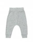 SmallStuff puuvillased püksid, helehall