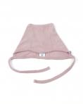 SmallStuff puuvillane beebimüts roosa