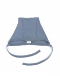 SmallStuff puuvillane beebimüts, sinine, suurus 56