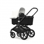 Bugaboo Fox2 2in1 vankrikomplekt  Black Fresh White