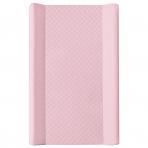 Ceba Baby mähkimisalus Caro pehmepõhjaline 50x80 cm roosa