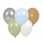 JaBaDaBaDo õhupallid mix 10 tk sinine