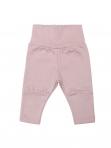 Wooly Organic puuvillased kõrvakestega püksid Dusty Pink
