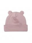 Wooly Organic puuvillane müts jänesekõrv Dusty Pink