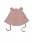 Wooly Organic puuvillane mütsike Dusty Pink