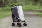 DIONO päikese- ja putukakaitse jalutuskärudele