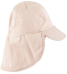 Nordic Label nokaga puuvillane UV kaitsega müts Pale Dogwood
