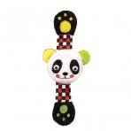 BabyOno kõrisev  mänguasi Panda Archie randmepaelaga