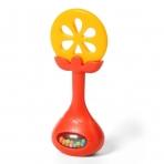 BabyOno närimislelu kõristiga Mahlane apelsin