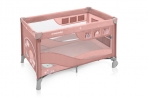 BabyDesign reisivoodi Dream Regular  pink