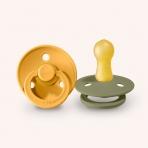 BIBS lutt Honey Bee/Olive 2tk/pakis