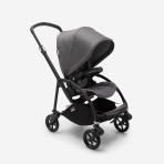 Bugaboo Bee 6 Black Grey Melange
