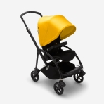 Bugaboo Bee 6 Black Lemon Yellow
