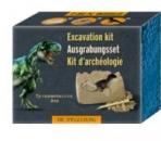 T-Rex World väike dinosauruse väljakaevamiskomplekt