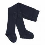GoBabyGo libisemiskindlad stopperitega (tald+põlv) sukkpüksid Dark Navy Blue
