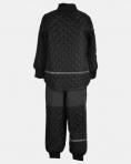 Mikk-line laste jope ja pükstega komplekt Black
