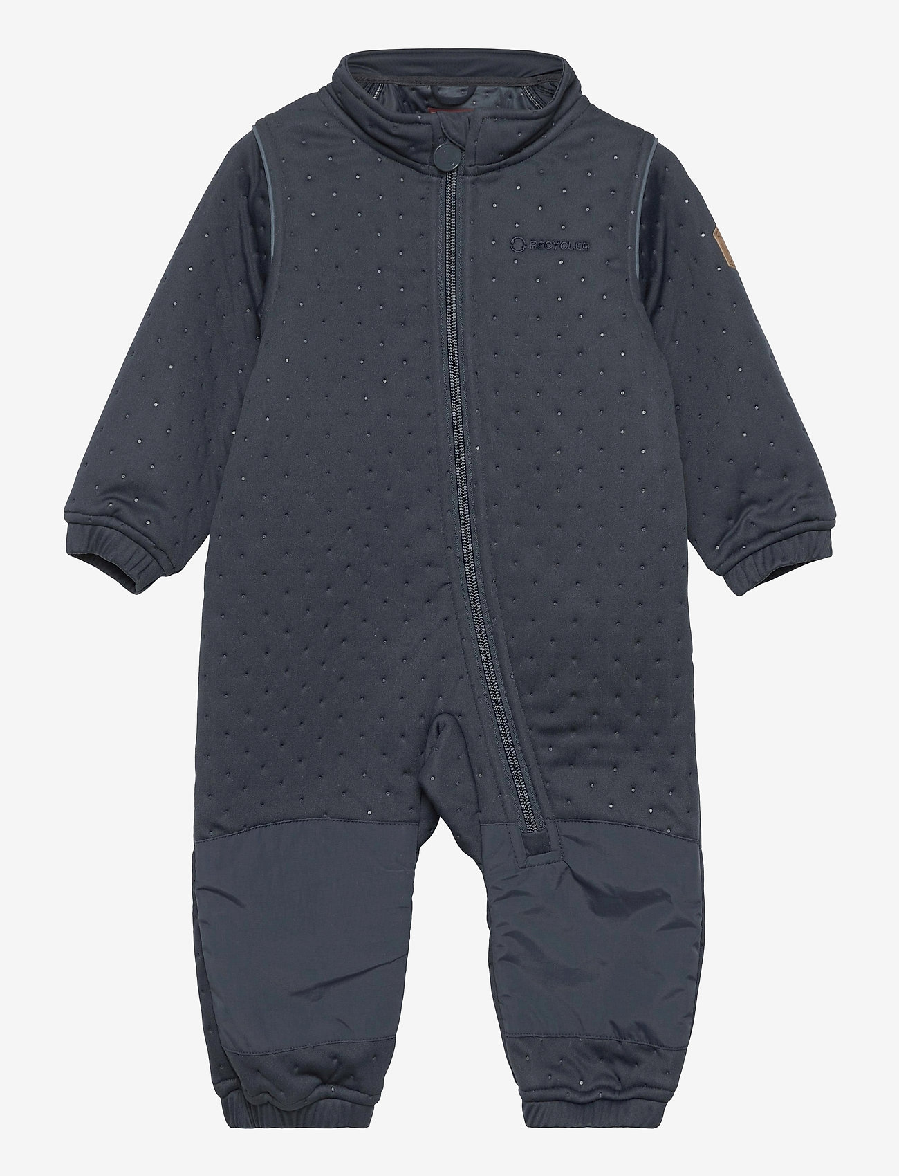 Mikk-Line Soft Thermo Recycled kombe Blue Nights