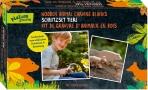 Nature Zoom puidust loomade väljalõikamise komplekt