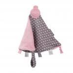 Cheeky Chompers närimisrätt Polka Dot Pink 035