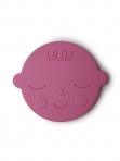 Mushie närimisrõngas Face Bubblegum